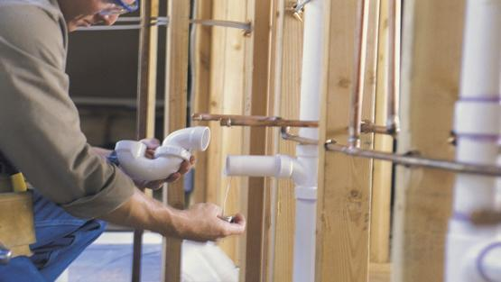 Rénovation installation plomberie