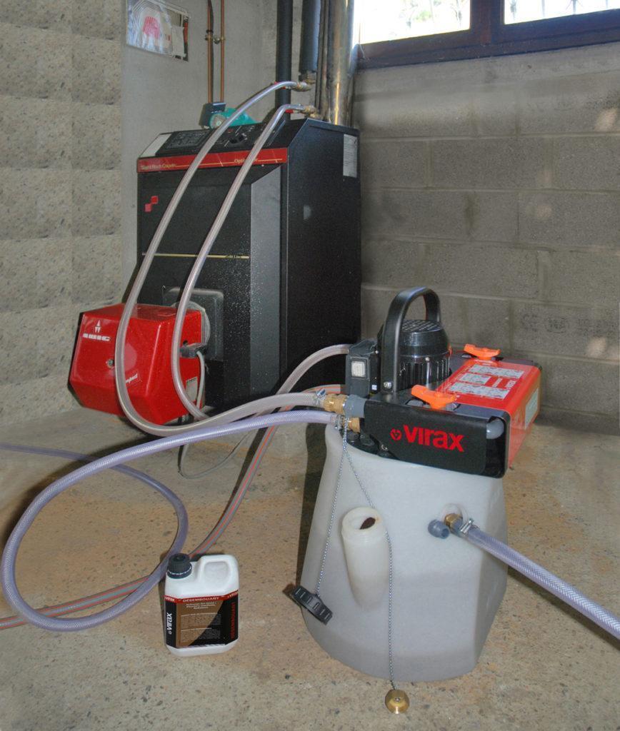 detartreuse tuyauterie sanitaire